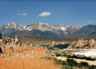 Mono Lake 1972
