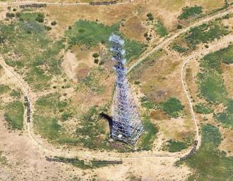 Dillon Point tower, Benicia, California
