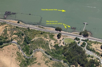 Derelict Ferry Boat Of Carquinez Strait The Garden City The Private Naturalist