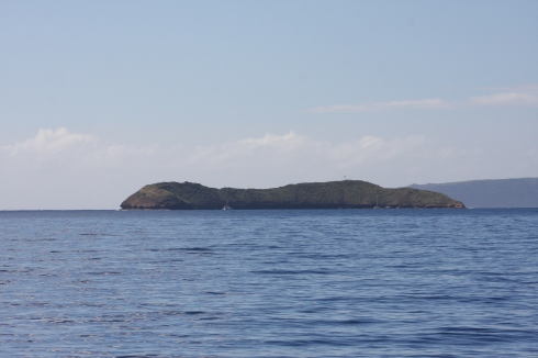 Molokini Crater - northeast side